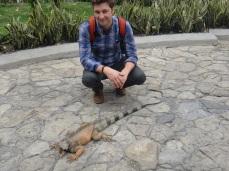 Guayaquil Parque De Iguanas
