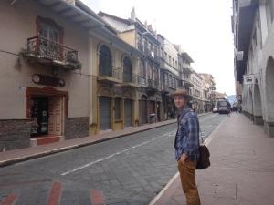 Streets of Cuenca