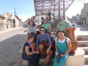 Our Group in Catacocha